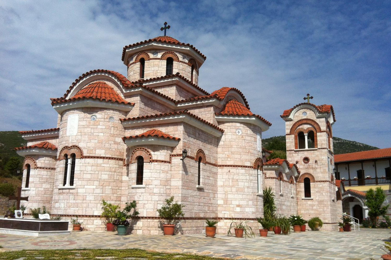 Mănăstirea Kato Xenia Mănăstirea Sihăstria Putnei