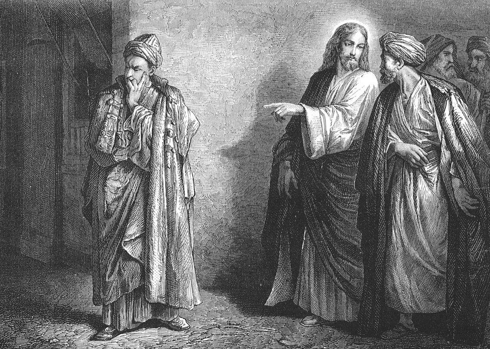 Predică în Duminica a 30-a după Rusalii (Dregătorul bogat-Păzirea poruncilor)  | Mănăstirea Sihăstria Putnei